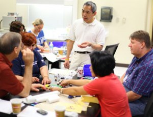 Nano Workshop Enlightens Area Teachers